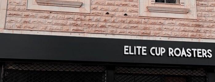 Elite Cup Roasting is one of Queen'in Kaydettiği Mekanlar.