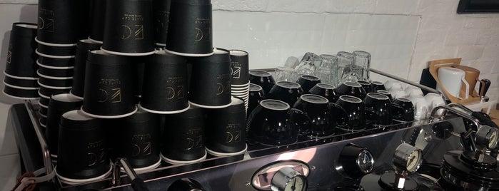 Elite Cup Roasting is one of Lieux sauvegardés par Queen.