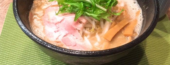 狐狸丸 is one of 23区内の鯛ラーメン.