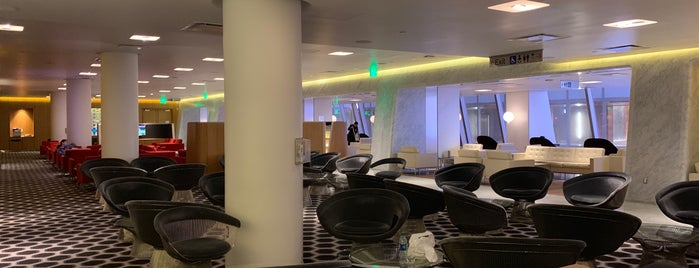 Qantas First Class Lounge is one of Mauricioさんのお気に入りスポット.