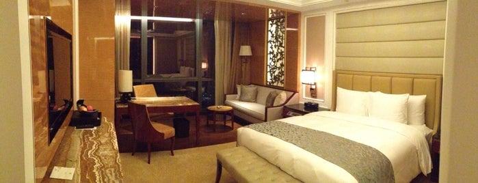 The Ritz-Carlton, Chengdu is one of Hotels.