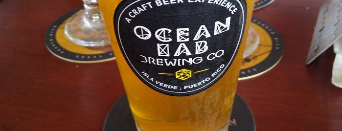 Ocean Lab Brewing Co. is one of Brentさんの保存済みスポット.