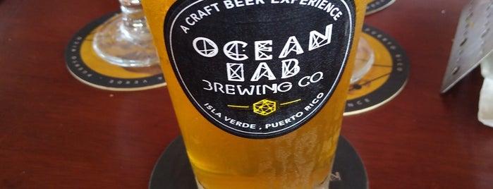 Ocean Lab Brewing Co. is one of Brent: сохраненные места.