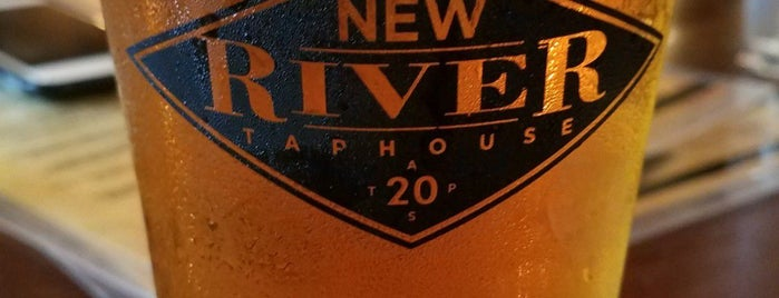 New River Taphouse is one of Cassie : понравившиеся места.