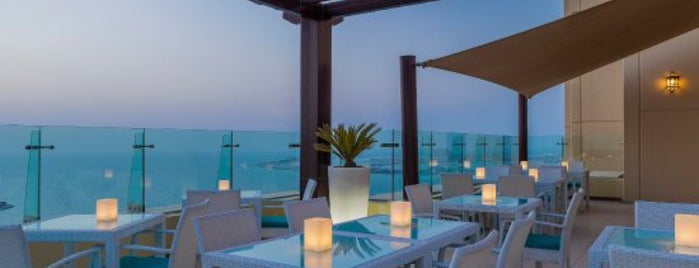 Bice Sky Bar is one of Dubai.
