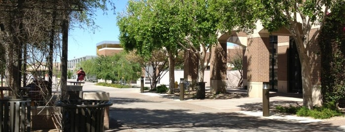 Arizona State University - West Campus is one of Scott 님이 좋아한 장소.