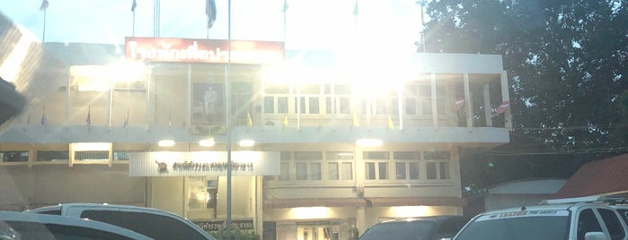 สถานีตำรวจนครบาลคันนายาว is one of สถานที่ที่ Glouykai ถูกใจ.