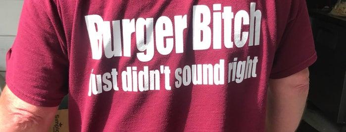 Burger Queen is one of Lieux sauvegardés par K.