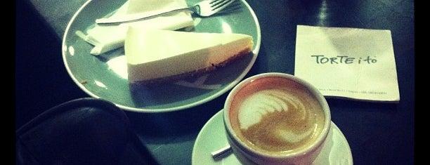 Torte i To Café is one of Smoke free.