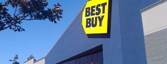 Best Buy is one of Posti salvati di David.