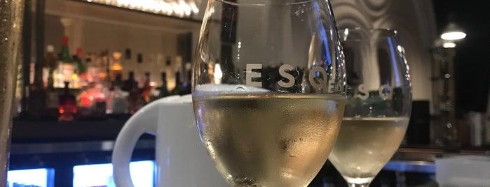 Esquire Dine + Drink is one of Nom Nom Nom.