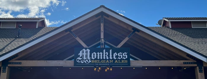 Monkless Brasserie is one of Bend.
