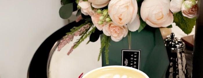 Venti Cafe is one of Lieux sauvegardés par Sara.