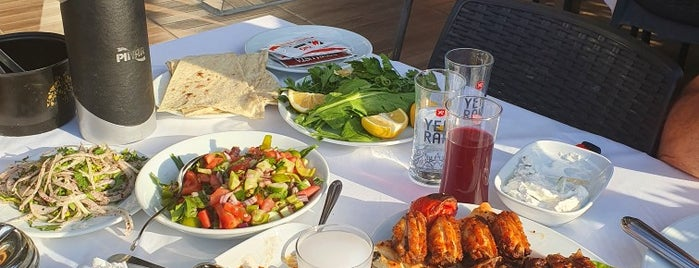 Adana kebapçısı @Bedri Usta Kandilli is one of İstanbul.