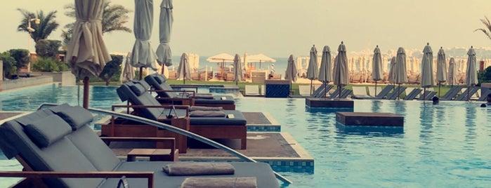 Rixos Premium Dubai is one of PINAR 님이 좋아한 장소.