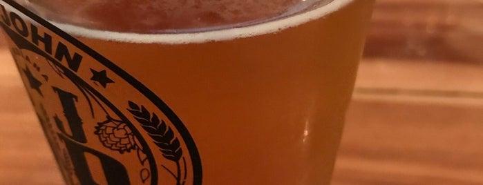 95ate5 Brew Pub is one of Posti che sono piaciuti a Jack.