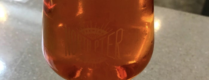 North Pier Brewing Company is one of Michigan.