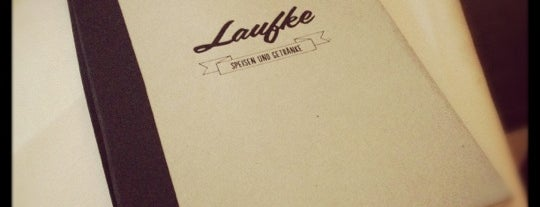 Laufke is one of G.