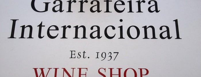 Garrafeira internacional is one of Portugal.