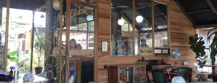Tavern In The Park is one of Penang Cafes.