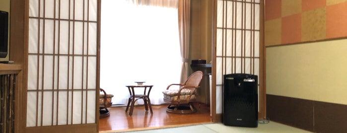 湯の川温泉 旅館 一乃松 is one of Hakodate.