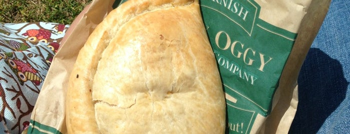 Oggy Oggy Pasty Co. is one of Places to visit when in town.