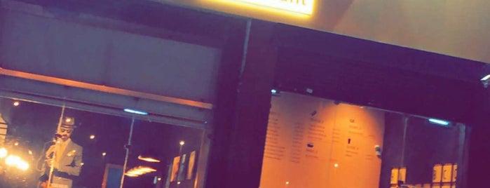 Heisenberg Restaurant is one of Kuwait الكويت.