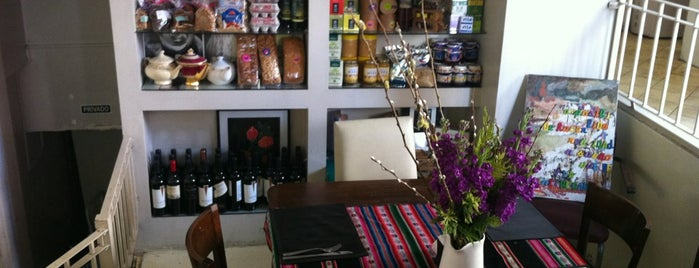 Origen Café is one of Buenos Aires by Lonely Planet.