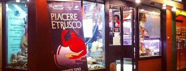 Tradizione di Belli e Fantucci is one of La Mejo Pappa in Town - Roma.