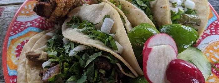La Placita Taqueria is one of crash course: dc.