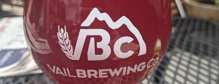 Vail Brewing Co is one of Dining Vail.
