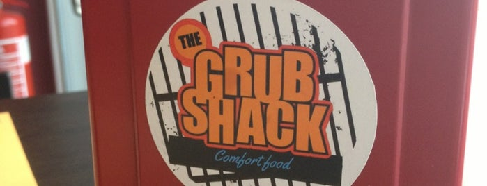The Grub Shack is one of Bahrain.