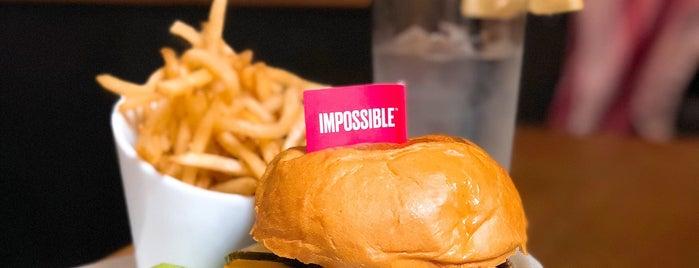 Umami Burger is one of Orte, die Marco gefallen.