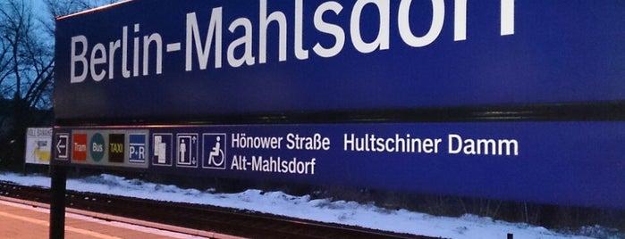 S Mahlsdorf is one of Emilio Alvarez's Liked Places.