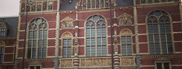 Rijksmuseum is one of Let's go to Amsterdam!.