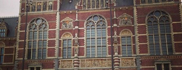 Государственный музей is one of Amsterdam.