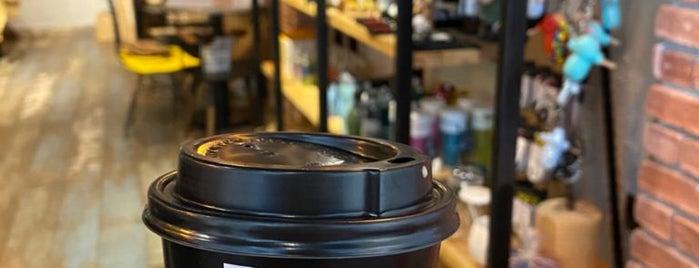 Coffee Yerumoni is one of Orte, die Y.Byelbblk gefallen.
