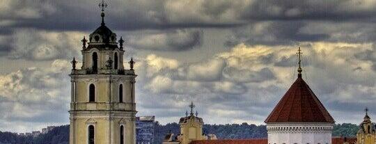 Vilniaus Senamiestis | Vilnius Old Town is one of EURO TOUR '15.