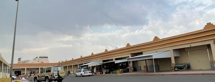سوق الجمعة is one of Abha, SA.