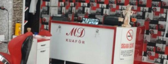 MD Erkek Kuaförü is one of สถานที่ที่ F  A  T  İ  H  🇹🇷 ถูกใจ.