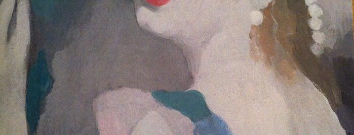 Musée Marmottan Monet is one of 🌠.