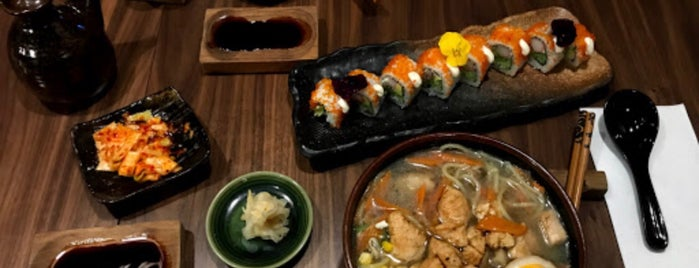 Kaen Sushi is one of IstanbuLove.