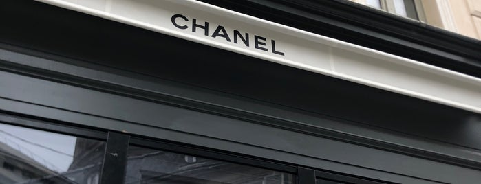 CHANEL Home & Museum is one of Pari..