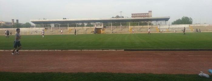 Afyonkarahisar Atatürk Stadyumu is one of ..