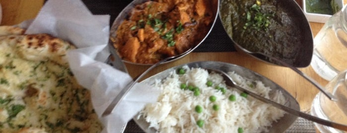 Bhatti Indian Grill is one of Favorite NYC Vegan Spots (or with vegan options).