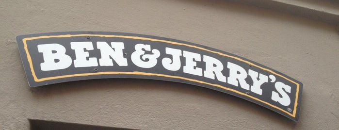 Ben & Jerry's is one of Stockholm.