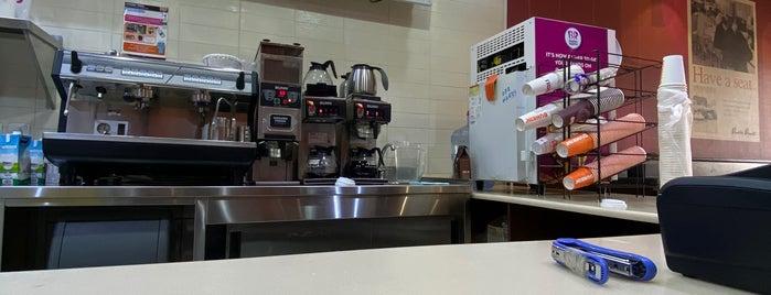 Dunkin' Dounts is one of Hiroshi ♛'ın Beğendiği Mekanlar.