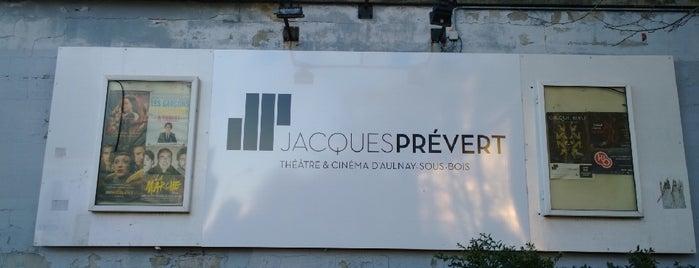 Théâtre et cinéma Jacques Prévert is one of สถานที่ที่ Esra ถูกใจ.