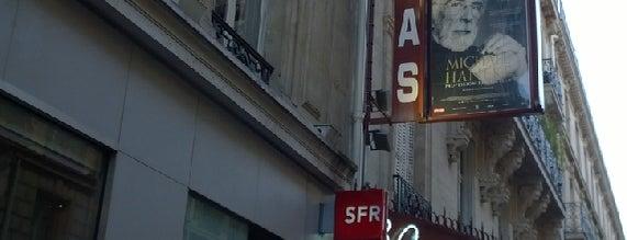 """Le Lincoln is one of Le parcours """"Pass Jeunes""""."""