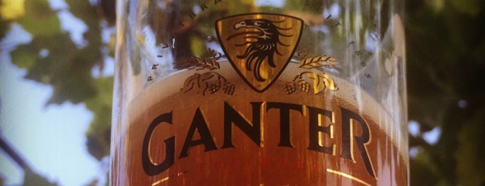 Ganter Biergarten is one of Freiburg.